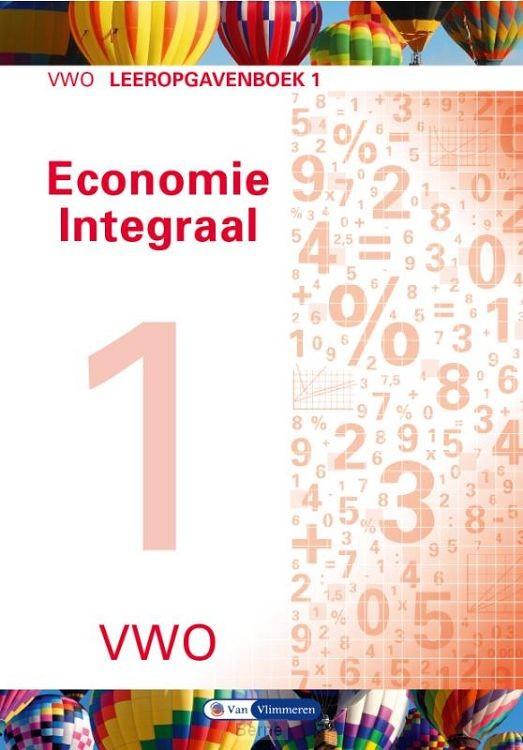vwo / Economie integraal / Leeropgavenboek 1