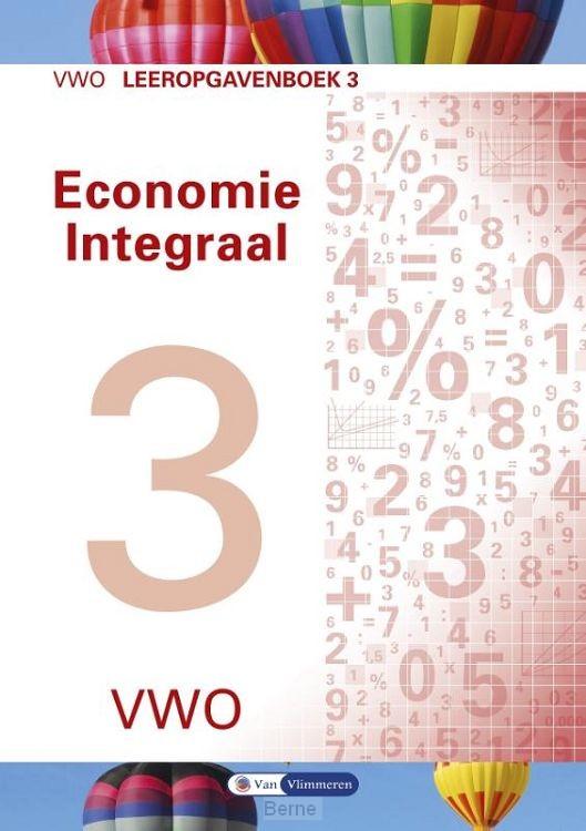 vwo / Economie Integraal / Leeropgavenboek 3