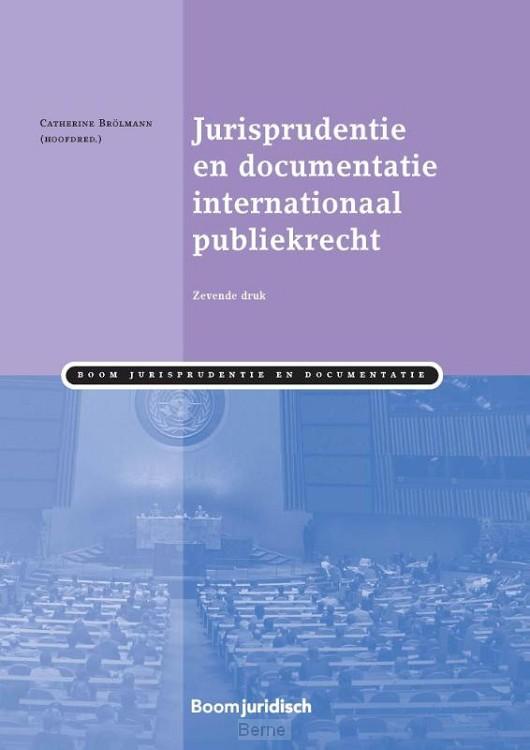 Jurisprudentie en documentatie Internationaal publiekrecht