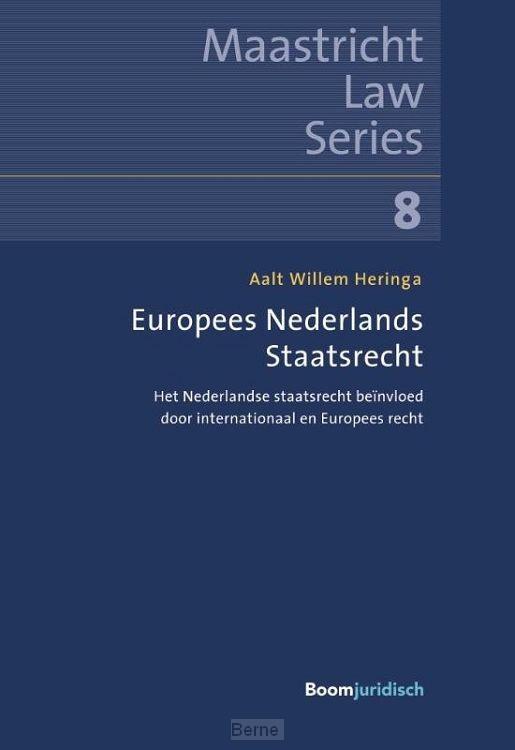 Europees Nederlands Staatsrecht