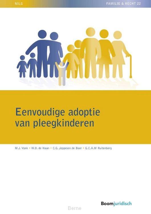 Eenvoudige adoptie van pleegkinderen