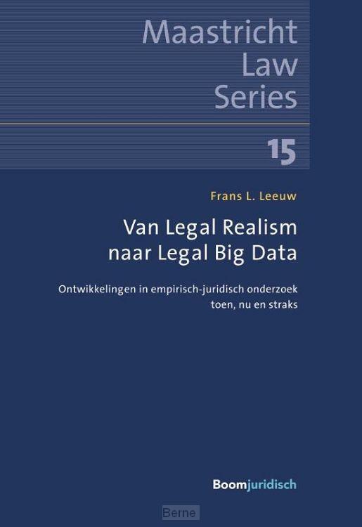 Van Legal Realism naar Legal Big Data