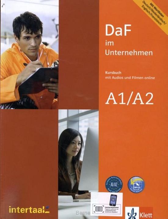 A1-A2 / Daf im unternehmen / lehrbuch