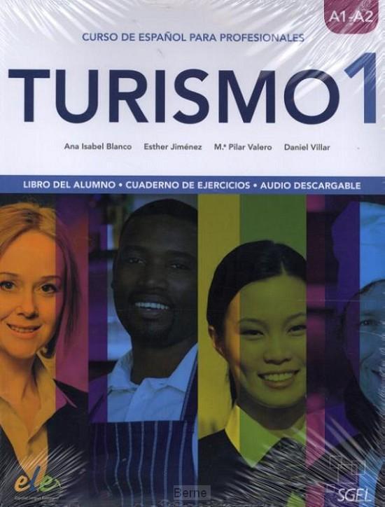1 / Turismo 1 / libro del alumno en cuaderno de ejercicios