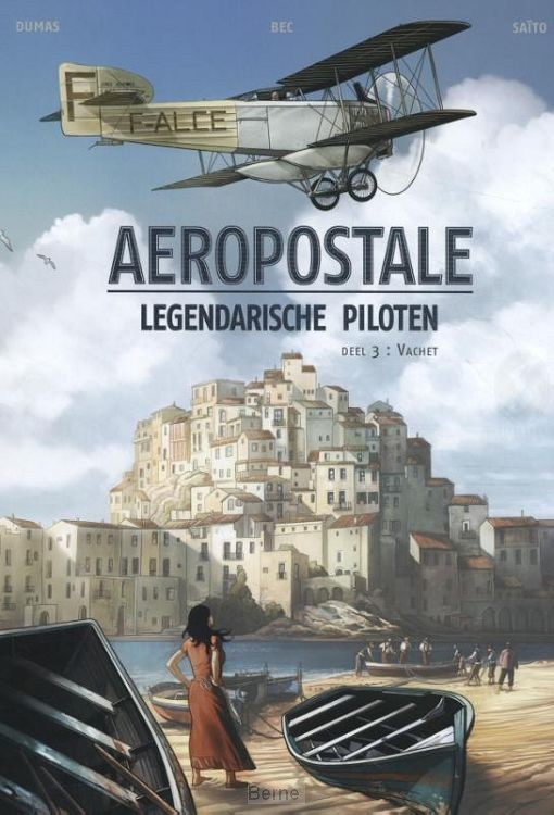 Legendarische piloten / Vachet