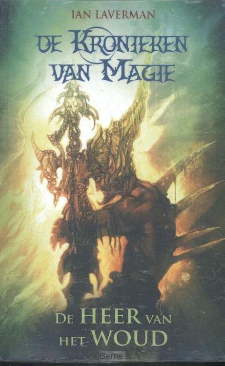 De kronieken van magie trilogie compleet