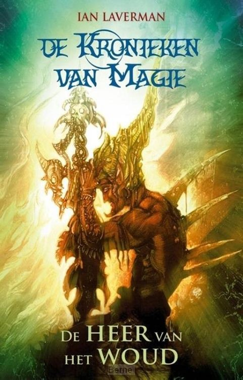 De kronieken van magie trilogie
