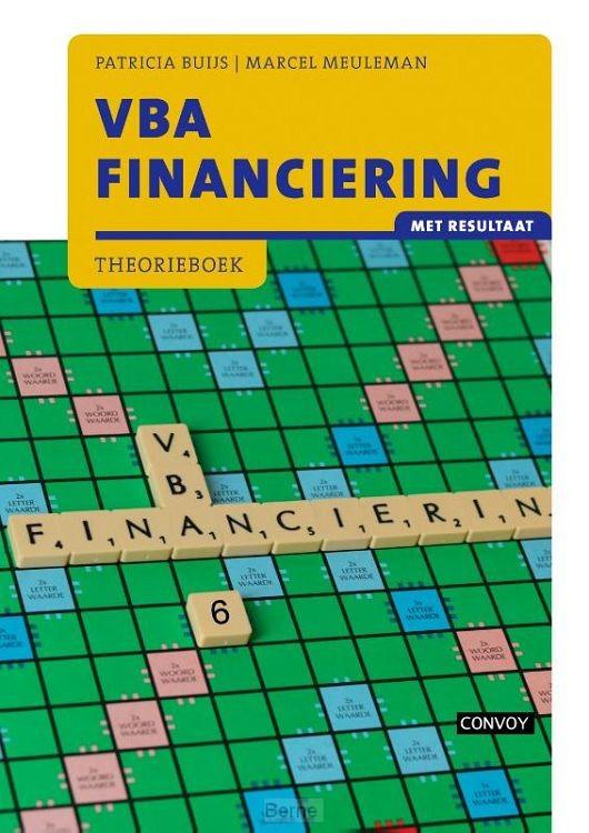 VBA Financiering met resultaat