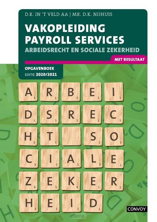 2020-2021 / Vakopleiding Payroll Services / Opgavenboek