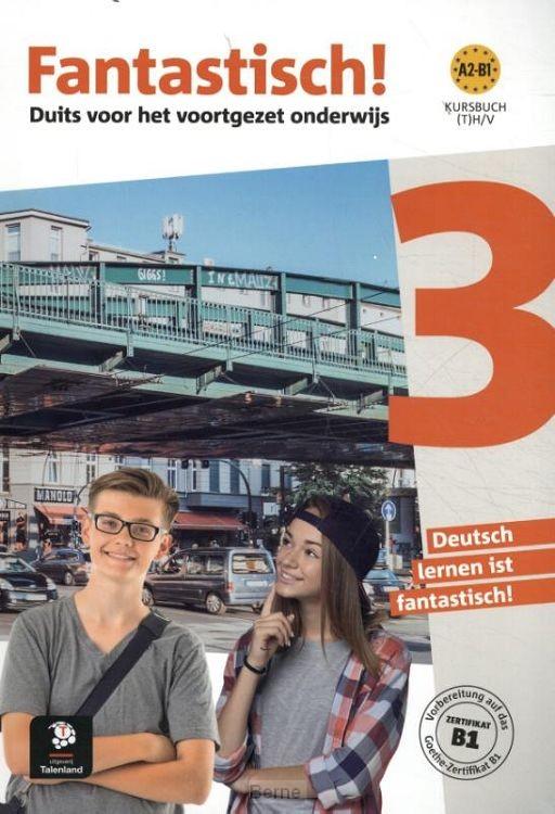 A2-B1 (T)H/V / Fantastisch! / Kurschbuch
