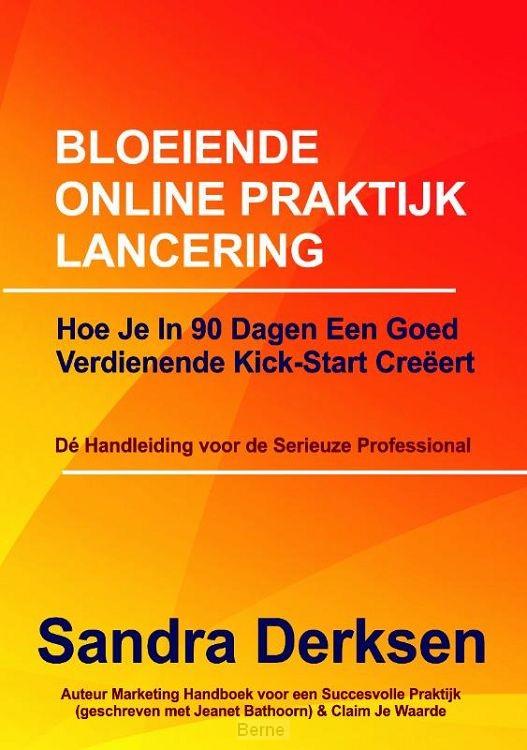 Bloeiende online praktijk lancering