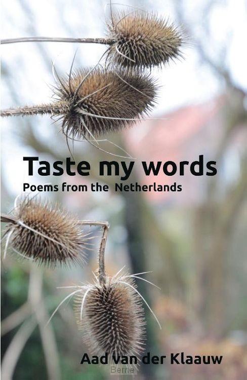 Taste my words