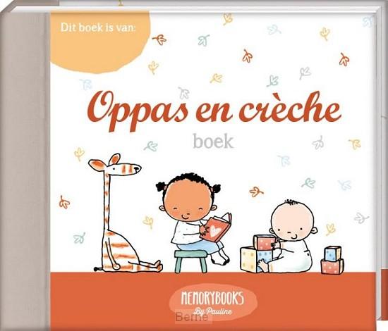 Memorybooks by Pauline - Creche oppasboek