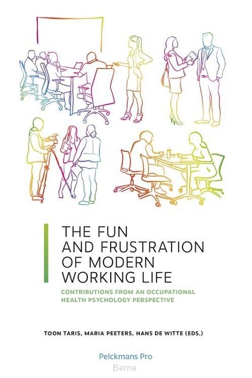 The Fun and Frustration of Modern Working Life