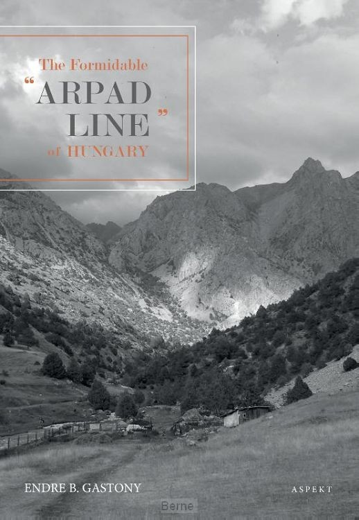 The Formidable 'Arpad Line' of Hungary, 1944