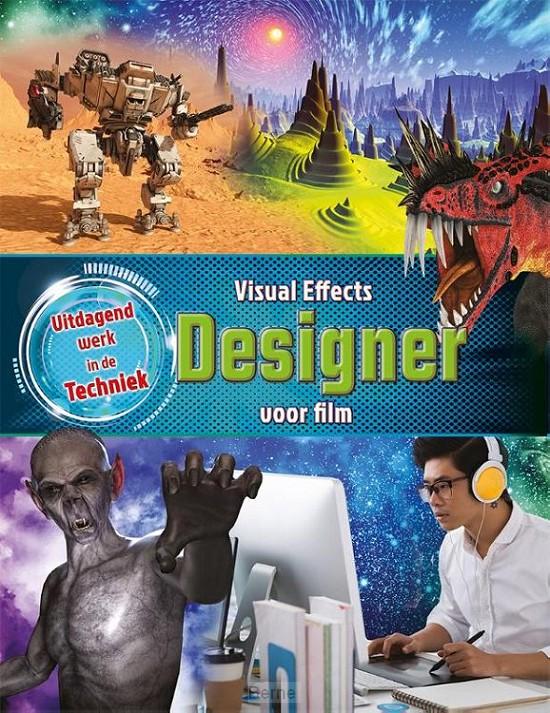 Visual-effects designer voor film