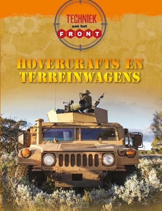 Hovercrafts en terreinwagens