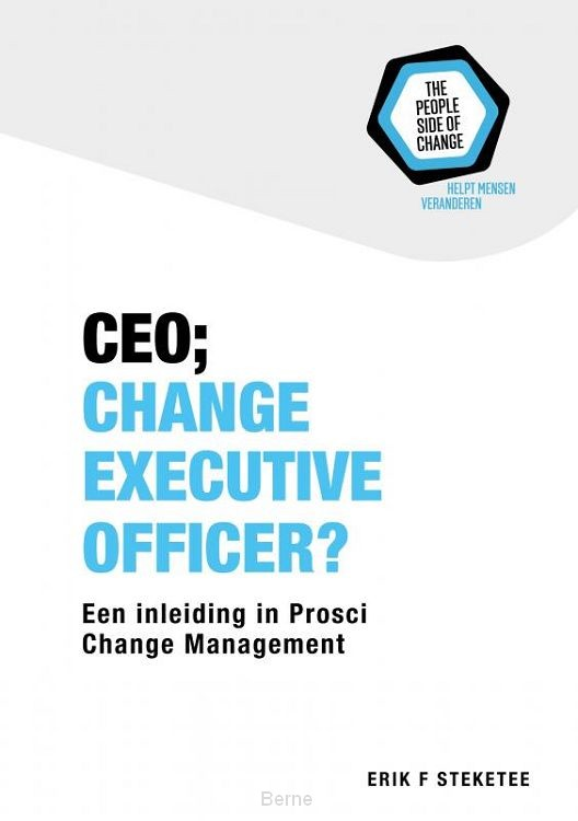 CEO; Change Executive Officer?