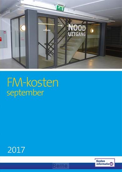 FM-kosten / September 2017
