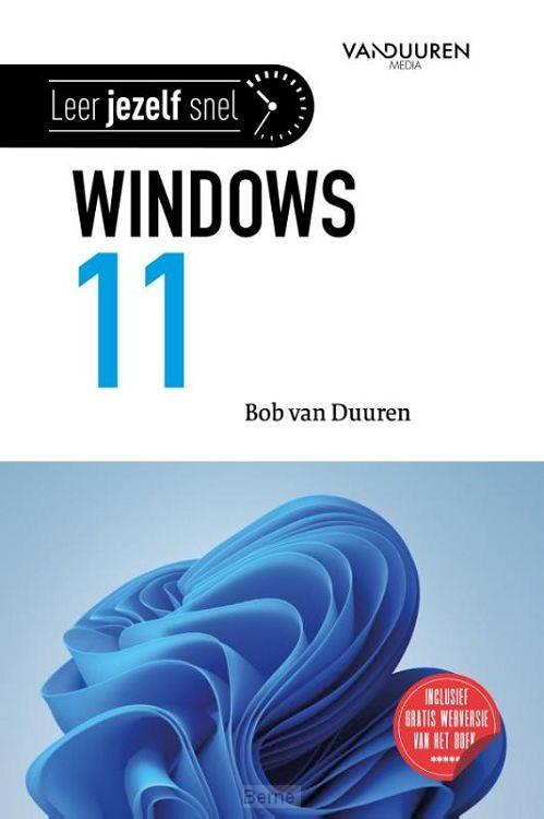 Leer jezelf SNEL... Windows 11