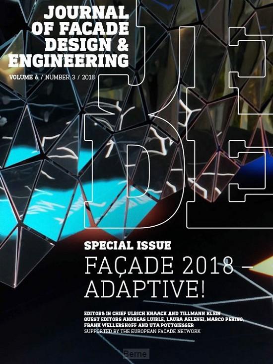 Façade 2018 - Adaptive!