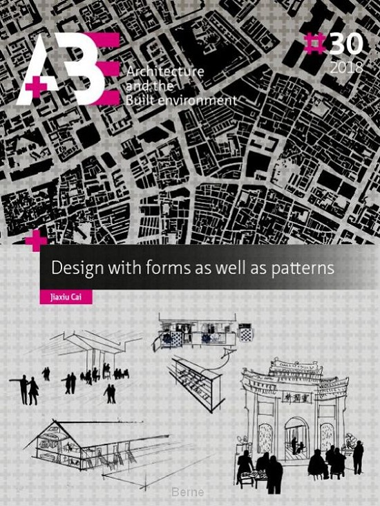Design with forms as well as patterns
