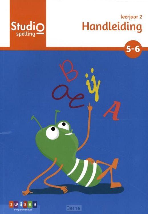 Leerjaar 2 blok 5-6 / Studio Spelling / handleiding