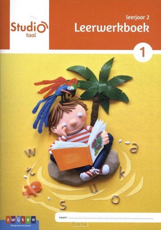 Leerjaar 2 blok 1 / Studio Taal / leerwerkboek