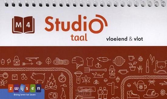 Studio Taal / leerjaar 2 vloeiend en vlot M4