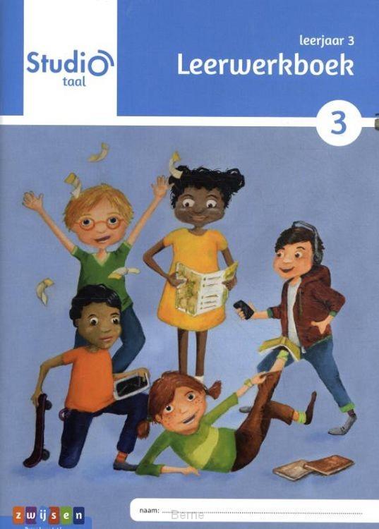 3 blok 3 / Studio Taal / leerwerkboek