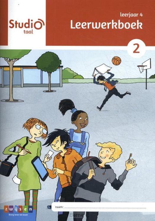 Leerjaar 4 blok 2 / Studio Taal / leerwerkboek