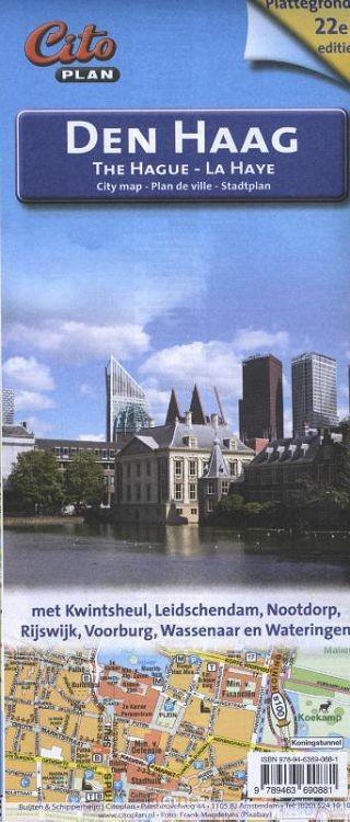 Stadsplattegrond Den Haag