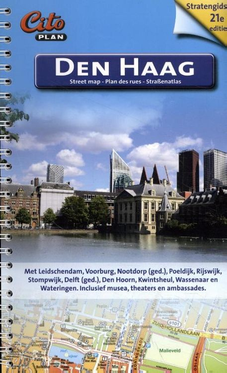 Citoplan stratengids Den Haag