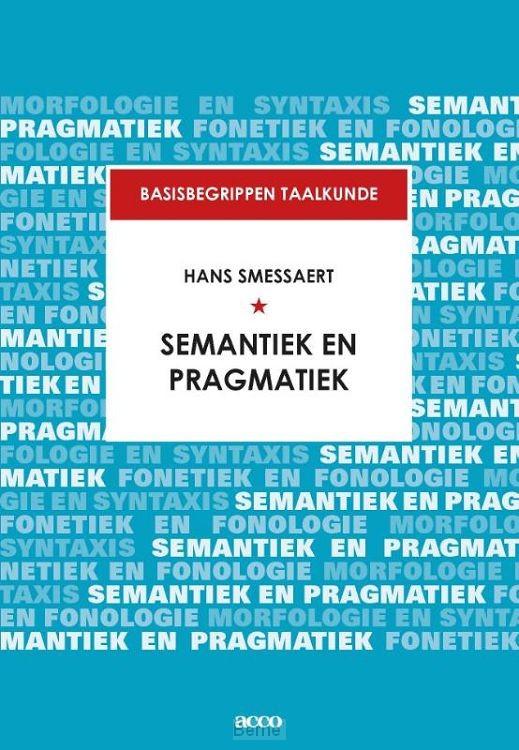 Semantiek en pragmatiek