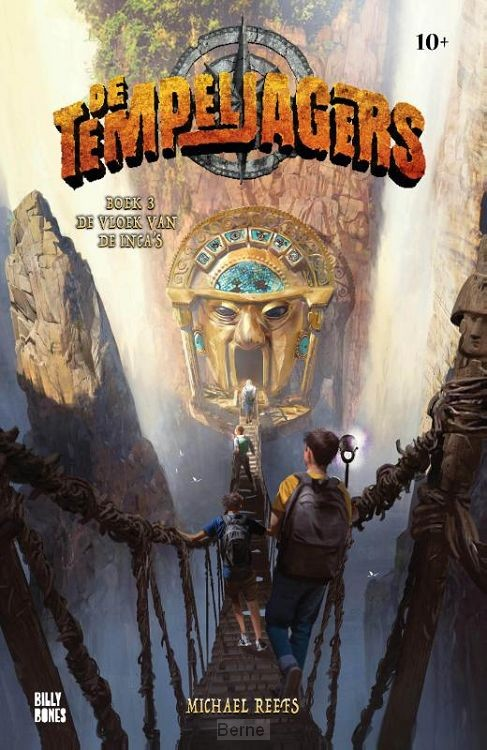 De Tempeljagers - De vloek van de Inca's