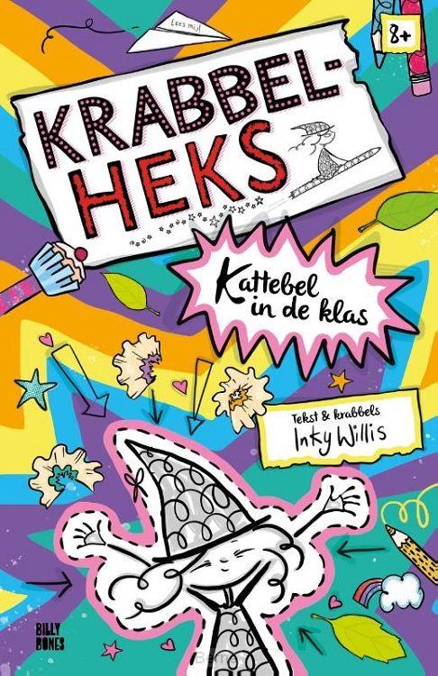 Krabbelheks - Kattebel in de klas