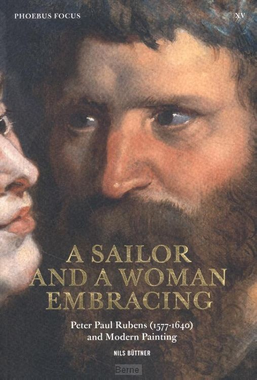 A Sailor and a Woman Embracing