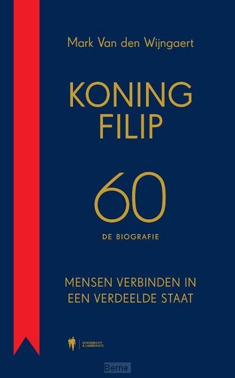 Koning Filip 60