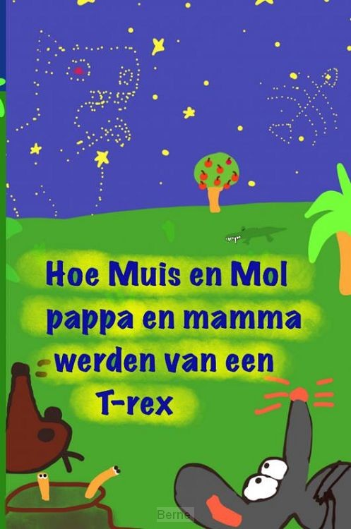 Hoe Muis en Mol pappa en mamma werden van een T-rex