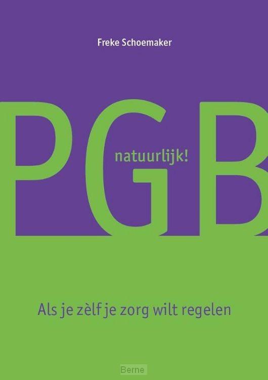 PGB natuurlijk!