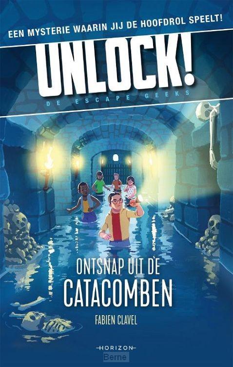 Unlock 1: Ontsnap uit de catacomben
