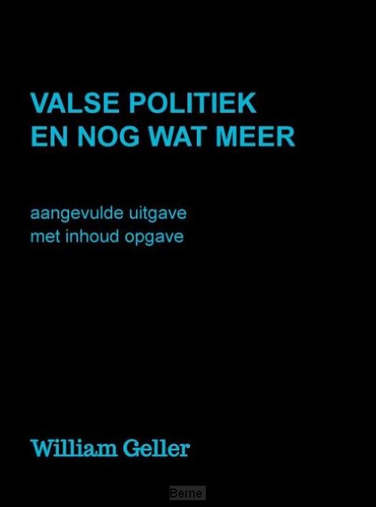 Valse Politiek en nog wat meer