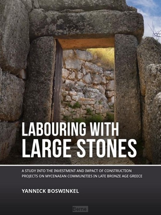 Labouring with large stones