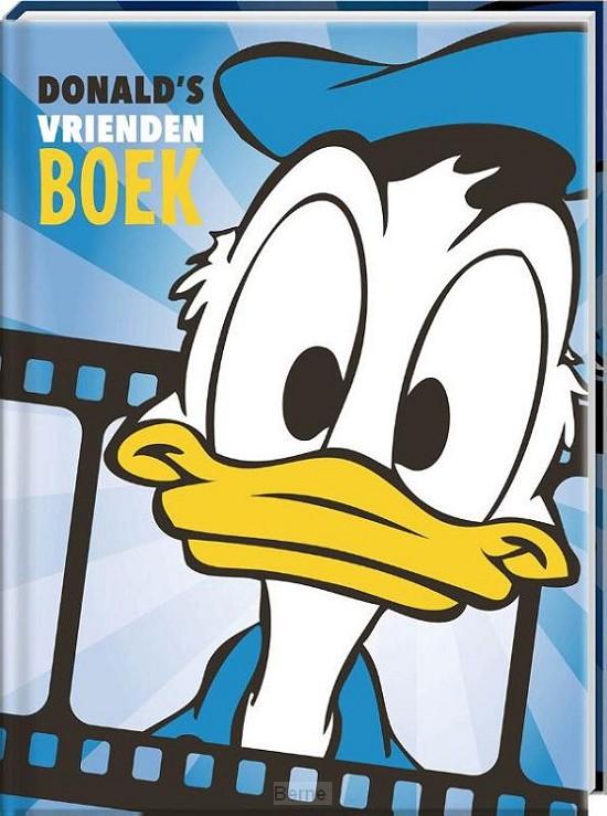 Vriendenboek - Donald Duck