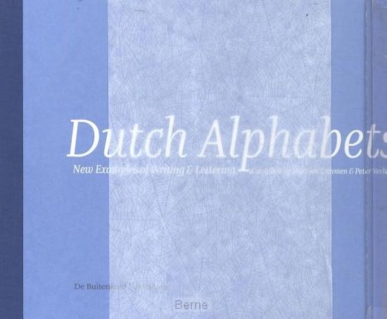 Dutch alphabets