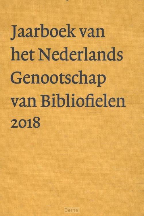 Nederlands Genootschap van Bibliofielen / 2018