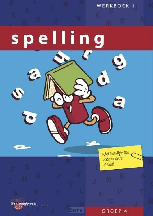 Groep 4 / Spelling / Werkboek 1