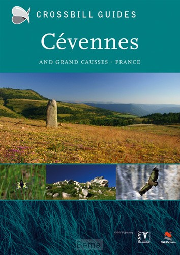 The nature guide to the Cévennes and grands causses France