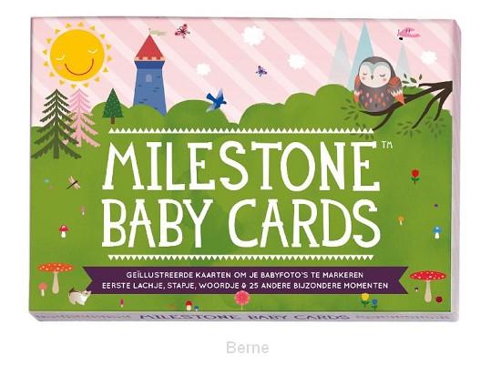 Baby photo cards original