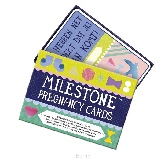 Pregnancy and newborn photo cards original